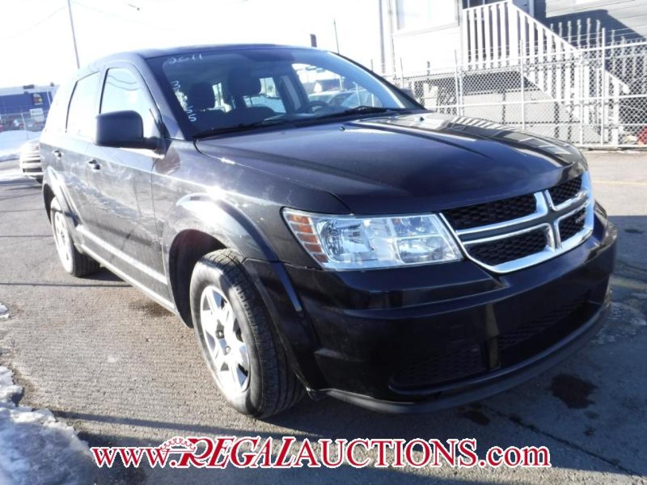 Photo of Black 2011 Dodge JOURNEY SE 4D UTILITY