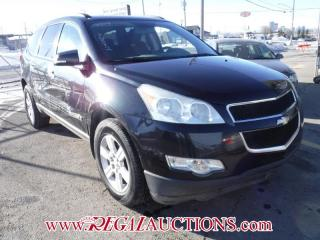 Used 2009 Chevrolet TRAVERSE LT 4D UTILITY AWD for sale in Calgary, AB