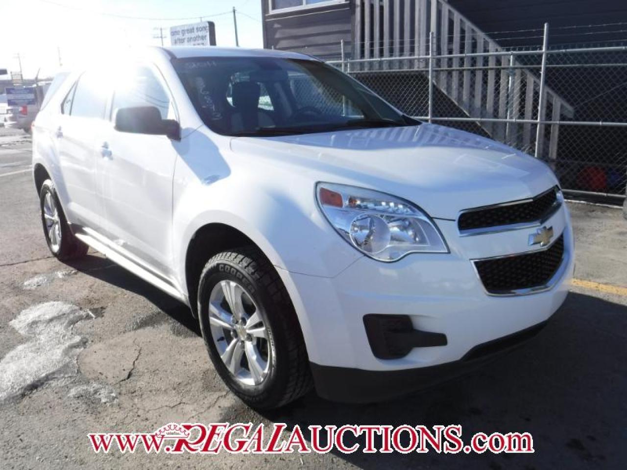 Photo of White 2011 Chevrolet EQUINOX  4D UTILITY