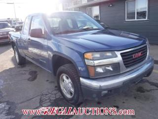 Used 2005 GMC Canyon ext cab 2WD for sale in Calgary, AB