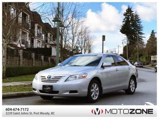 Used 2007 Toyota Camry LE for sale in Port Moody, BC