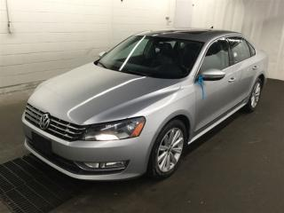 Used 2012 Volkswagen Passat 2.5L Highline (A6) for sale in Aurora, ON
