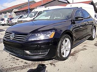 Used 2014 Volkswagen Passat 2.5L, LEATHER, SUNROOF for sale in Aurora, ON