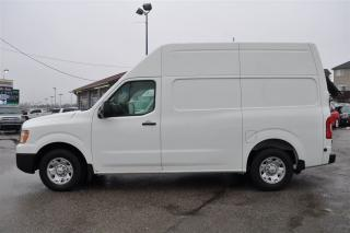 Used 2013 Nissan NV 3500 High Roof for sale in Aurora, ON