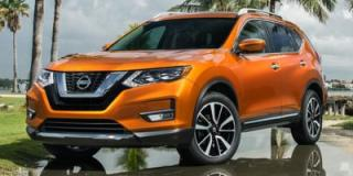 New 2018 Nissan Rogue SV FWD CVT for sale in Mississauga, ON
