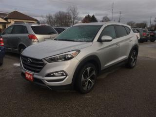 Used 2016 Hyundai Tucson HEATED SEATS! for sale in Aylmer, ON