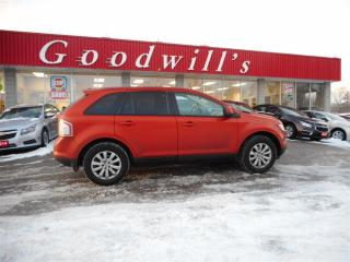 Used 2007 Ford Edge SEL! HEATED LEATHER SEATS! SUNROOF! for sale in Aylmer, ON