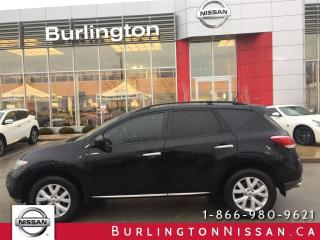 """Used 2013 Nissan Murano SL, """" Why you should buy this Murano """" for sale in Burlington, ON"""