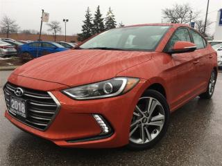 Used 2018 Hyundai Elantra GLS/ PRISTINE CONDITION-SUNROOF-ALLOY RIMS for sale in Mississauga, ON