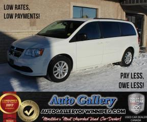 Used 2013 Dodge Grand Caravan SXT for sale in Winnipeg, MB