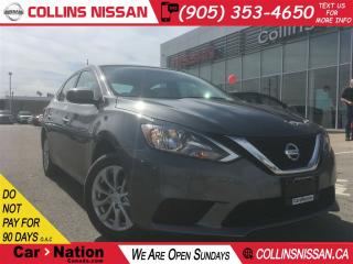 Used 2017 Nissan Sentra SV TECH | $122.00 BI-WEEKLY | CANCELLED FLEET | for sale in St Catharines, ON