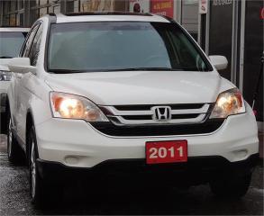 Used 2011 Honda CR-V EX-L w/Navi for sale in Etobicoke, ON