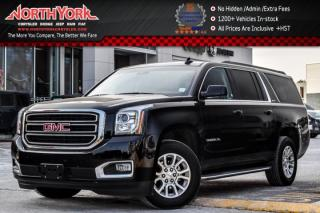 Used 2017 GMC Yukon XL SLT 4x4|7-Seater|Open Road Pkg|Side Steps|Nav|Sunroof|18