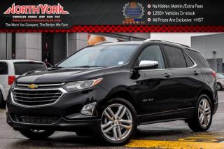 Used 2018 Chevrolet Equinox Premier|Pano_Sunroof|Heat Seats|BOSE|Keyless_Go|18