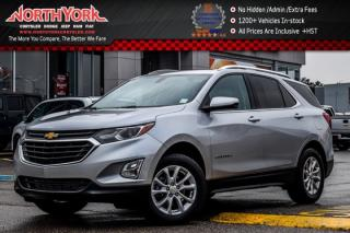 Used 2018 Chevrolet Equinox LT AWD|Backup_Cam|Pano_Sunroof|Keyless_Go|17