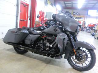 New 2018 Harley-Davidson Street Glide FLHXSE CVO STREET GLIDE for sale in Blenheim, ON