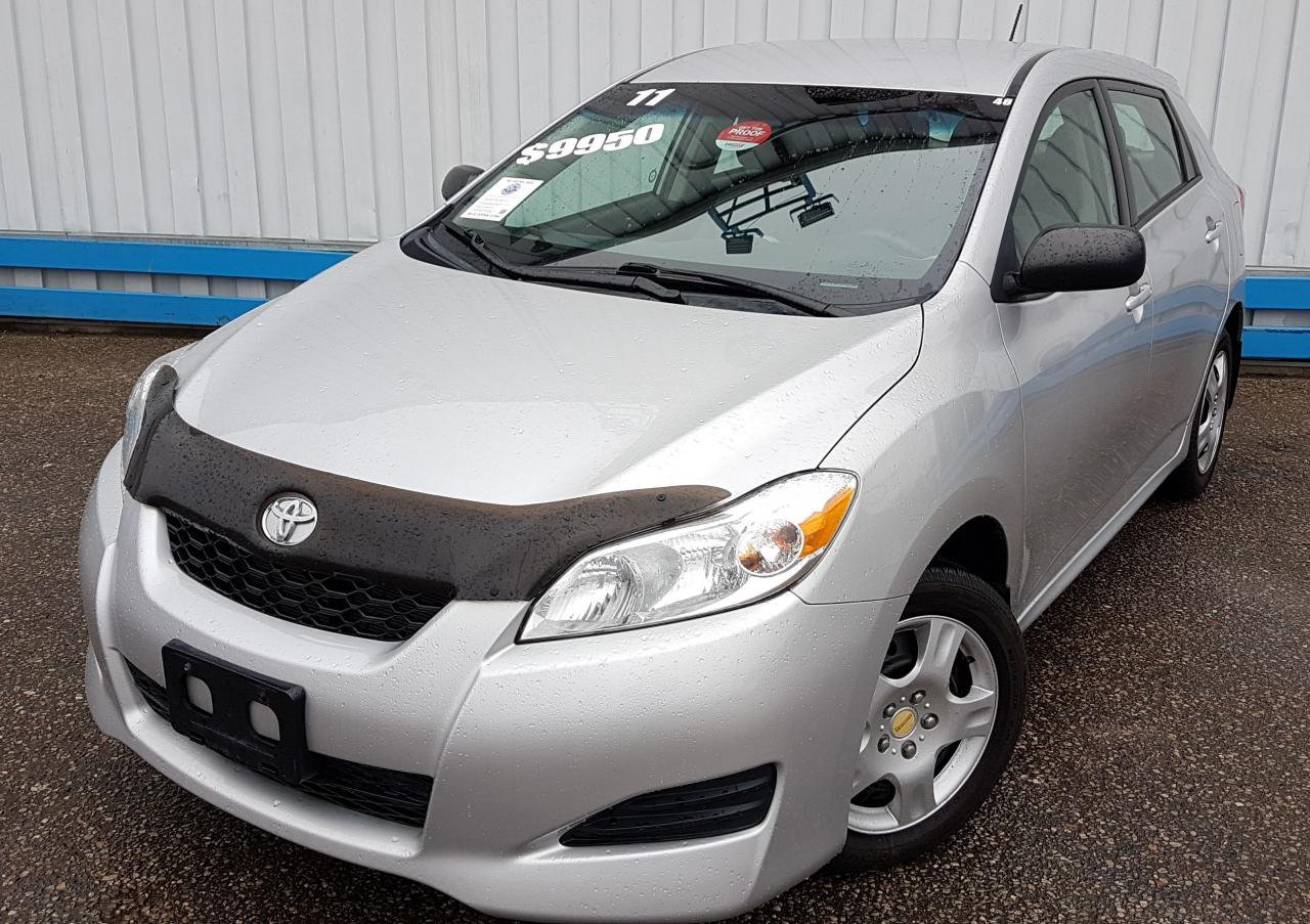 Used 2011 Toyota Matrix *AUTOMATIC* for Sale in Kitchener, Ontario ...