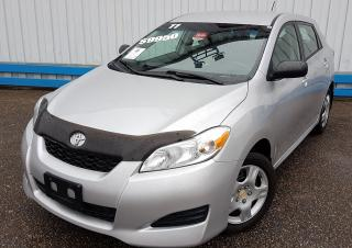 Used 2011 Toyota Matrix *AUTOMATIC* for sale in Kitchener, ON
