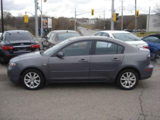Used 2008 Mazda MAZDA3 GS *SUNROOF* for sale in Kitchener, ON