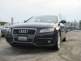Used 2012 Audi A4 QUATTRO/ SERVICE HISTORY/ LOCAL CAR for sale in Newmarket, ON