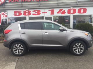 Used 2015 Kia Sportage EX for sale in Port Dover, ON