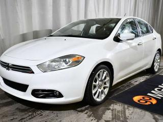 Used 2014 Dodge Dart LIMI for sale in Red Deer, AB