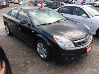 Used 2009 Saturn Aura XE for sale in Pickering, ON