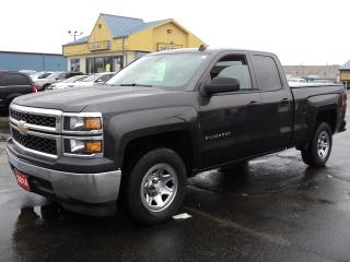 Used 2014 Chevrolet Silverado 1500 DoubleCab 5.3L 6ft Box for sale in Brantford, ON