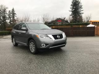 Used 2016 Nissan Pathfinder SL for sale in Surrey, BC