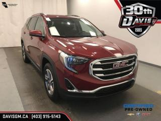 Used 2018 GMC Terrain SLT Diesel for sale in Lethbridge, AB