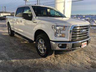 Used 2017 Ford F-150 Cab SuperCrew 4RM 157 po XLT 302A for sale in Gatineau, QC