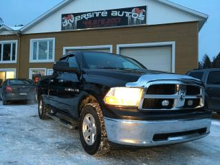 Used 2011 Dodge Ram 1500 Cabine quad 4RM, 140,5 po ST for sale in Neuville, QC