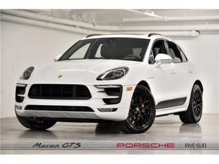 Used 2016 Porsche Macan S Cuir Rouge for sale in Saint-hubert, QC