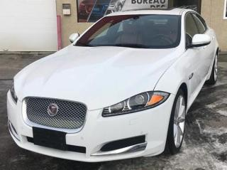 Used 2015 Jaguar XF V6 AWD LUXURY, SPORT for sale in Mirabel, QC