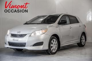 Used 2014 Toyota Matrix A/C for sale in Laval, QC