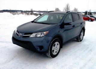 Used 2013 Toyota RAV4 LE Upgrade for sale in Renfrew, ON