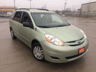 Used 2008 Toyota Sienna LE, 8 Passenger, Automatic, 3/Y warranty available for sale in North York, ON