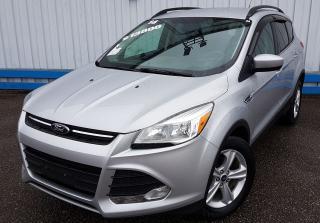 Used 2014 Ford Escape SE *LEATHER-NAVIGATION* for sale in Kitchener, ON