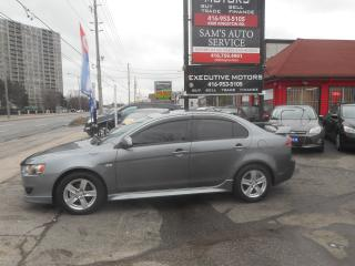 Used 2013 Mitsubishi Lancer SPECIAL EDITION for sale in Scarborough, ON
