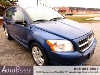 Used 2009 Dodge Caliber SXT - 2.0L - FWD for sale in Woodbridge, ON