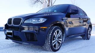 Used 2012 BMW X6 M M for sale in North Bay, ON
