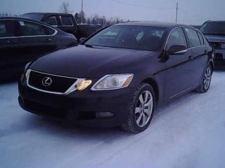 Used 2008 Lexus GS 350 AWD for sale in Scarborough, ON