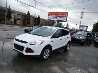 Used 2014 Ford Escape S for sale in Scarborough, ON