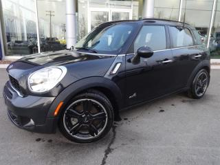 Used 2011 MINI Cooper S ALL 4 for sale in Lachute, QC