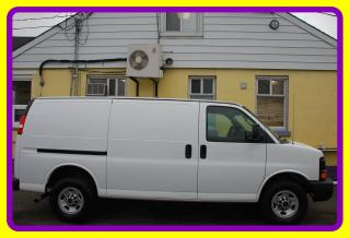 Used 2016 Chevrolet Express 2500 3/4 ton Cargo Van Loaded for sale in Woodbridge, ON