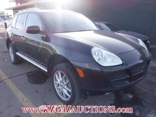 Used 2006 Porsche CAYENNE S 4D UTILITY AWD for sale in Calgary, AB