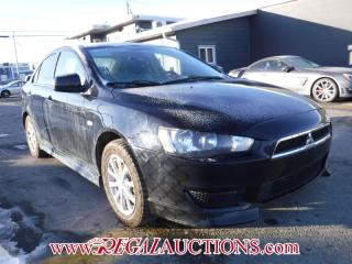 Used 2011 Mitsubishi LANCER SE 4D SEDAN for sale in Calgary, AB