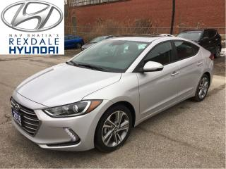 Used 2018 Hyundai Elantra GLS* 2.99% FINANCING AVAILABLE O.A.C. for sale in Etobicoke, ON