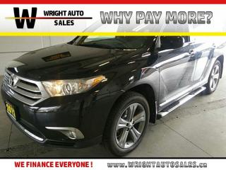 Used 2012 Toyota Highlander 4X4|LEATHER SEATS|DVD PLAYER|133,314 KMS for sale in Cambridge, ON
