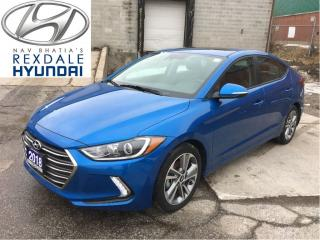 Used 2018 Hyundai Elantra GLS * 2.99% FINANCING AVAILABLE O.A.C. for sale in Etobicoke, ON